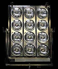 12 Bank Dino Lights