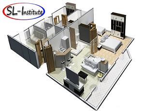 3d institute interior design