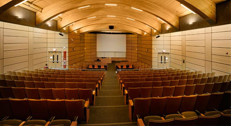 Auditorium Interior Service
