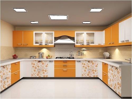 Modular Kitchen Interi
