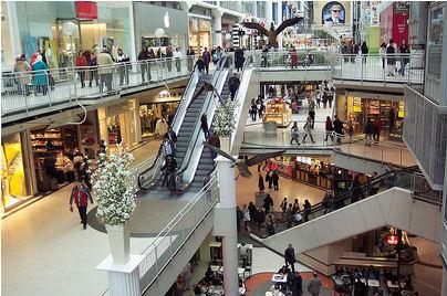 Shopping Mall Architect