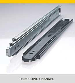 Telescopic channel