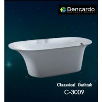 classic bath tube