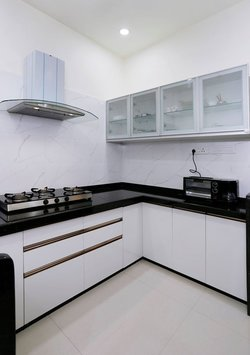 Modular Chimney and Cook-taps