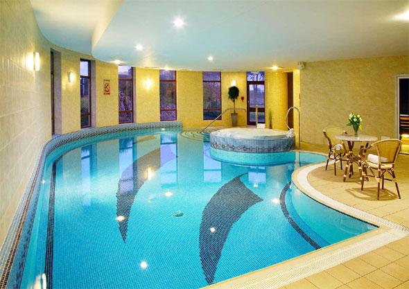 Civil swimming pool design