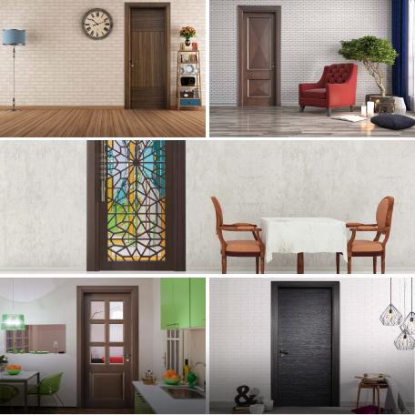 ANTIQUE ARCHES & DOORS