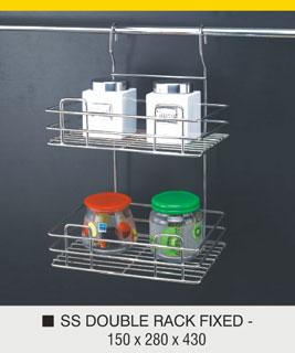Double Rack Fixed