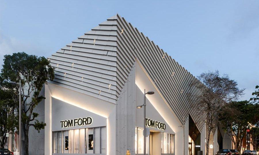 commercial exterior design