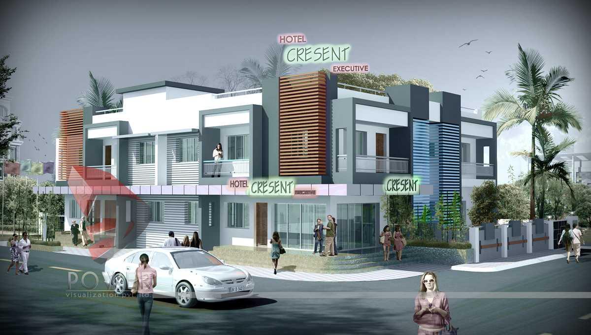 Hotel Building Architecture