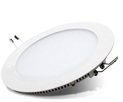 FLAT PANEL LIGHT ROUND
