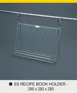 Recipr Book Holder