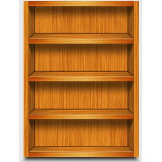 shelf and bed