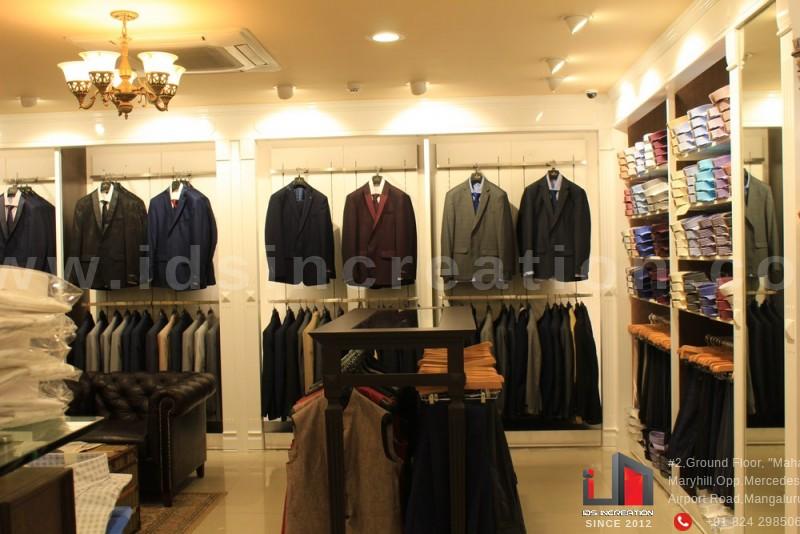 Showroom Interior Design