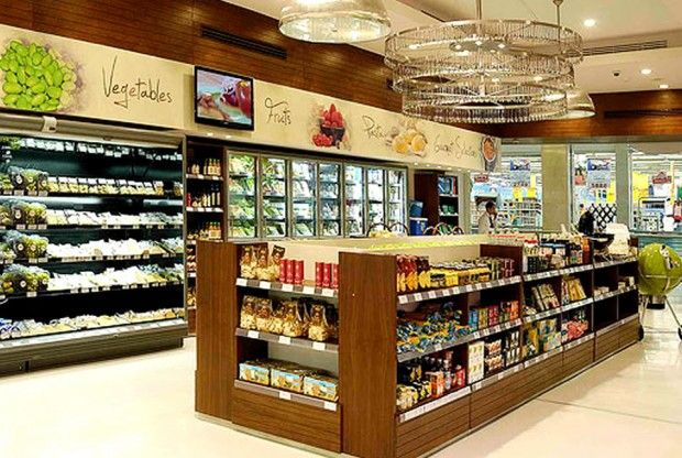 Retail Storage Interior