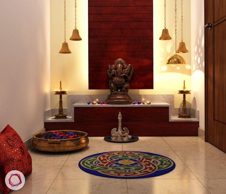 home temple design