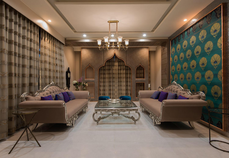 Traditional theme interior design