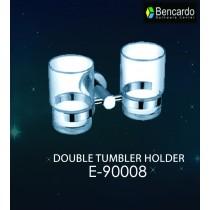 double tumbler holder