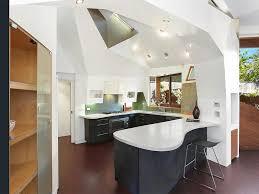 U-Shaped Modular Kitchen