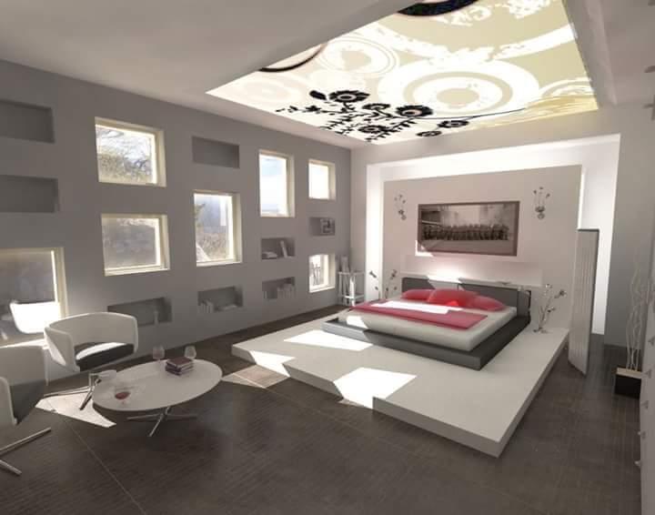 Room wallpaper design