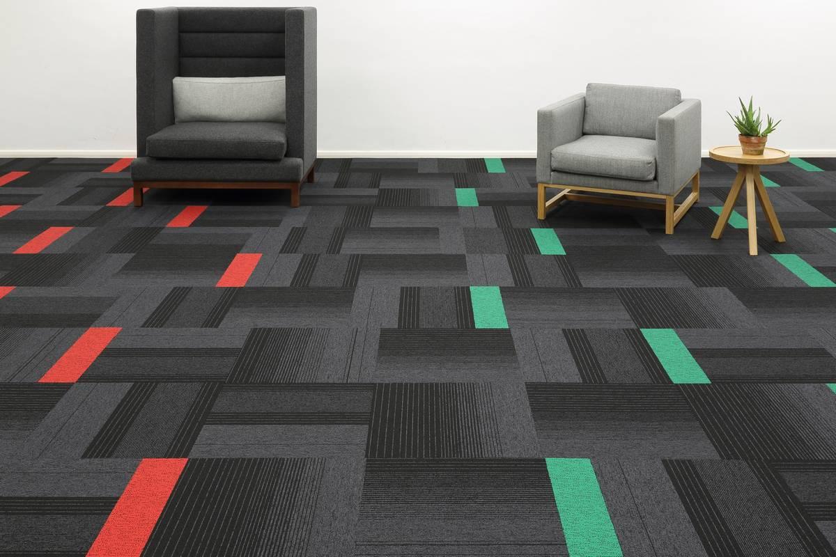 Carpet and woolen flooring